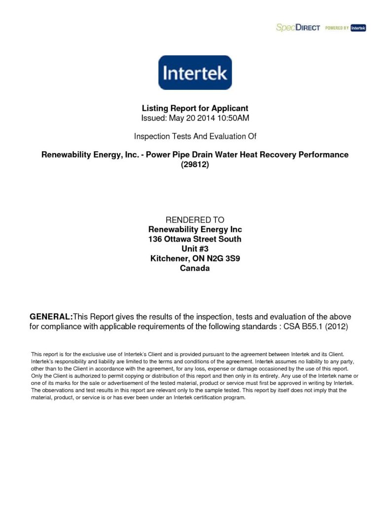 Reference Material - RenewABILITY Energy Inc.
